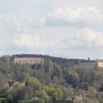 Blick auf Schloss Heiligenberg