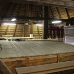 Haus 1 Dachstuhl