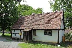 Haus 1 Museumsdorf Kuernbach