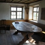 Haus 18 Stube Freilichtmuseum Kürnbach