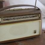 Haus 19 Kofferradio 50er