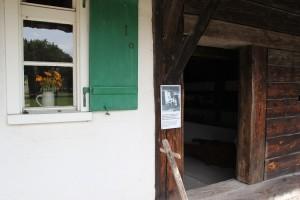 Haus 2 Museumsdorf Kuernbach