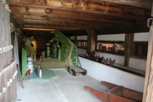 Haus 2 Stall Museumsdorf Kuernbach