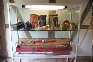 Haus 20 Feuerwehr Equipment