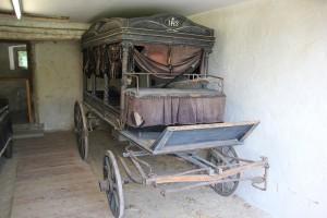 Haus 29 Leichenwagen Kutsche