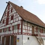Haus 32 Tanzhaus Bauernhausmuseum Kuernbach