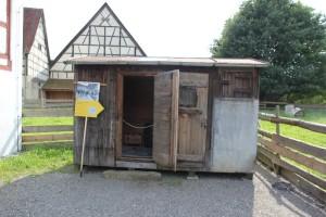Haus 33 Bauernhausmuseum Kuernbach