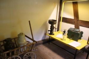Haus 4 Milcheverarbeitung Museumsdorf Kuernbach