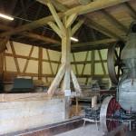 Haus 7 Dampfmaschine
