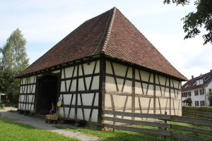 Haus 7 Museumsdorf Kuernbach