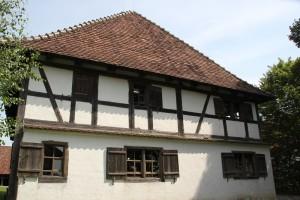 Haus 9 Freilichtmuseum Kuernbach