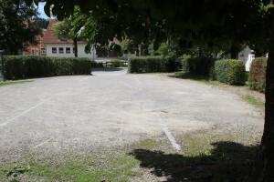 Parkplatz Zussdorf