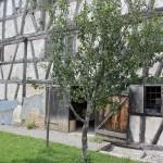Reale Darstellung vergangener Zeiten Bauernhausmuseum Kuernbach