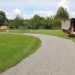 Rundgang Weg Bauernhausmuseum Kuernbach