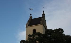 Turm Kirche Blitzenreute