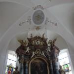Altar Apsis Ägidius von St. Gilles