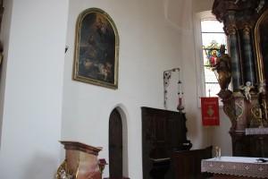 Chor Ägidius von St. Gilles
