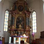 Chor Apsis Frickingen