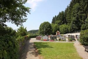 Friedhof St Magnus Waldburg