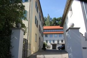 Furtenbach Schloesschen Leutkirch Allgaeu