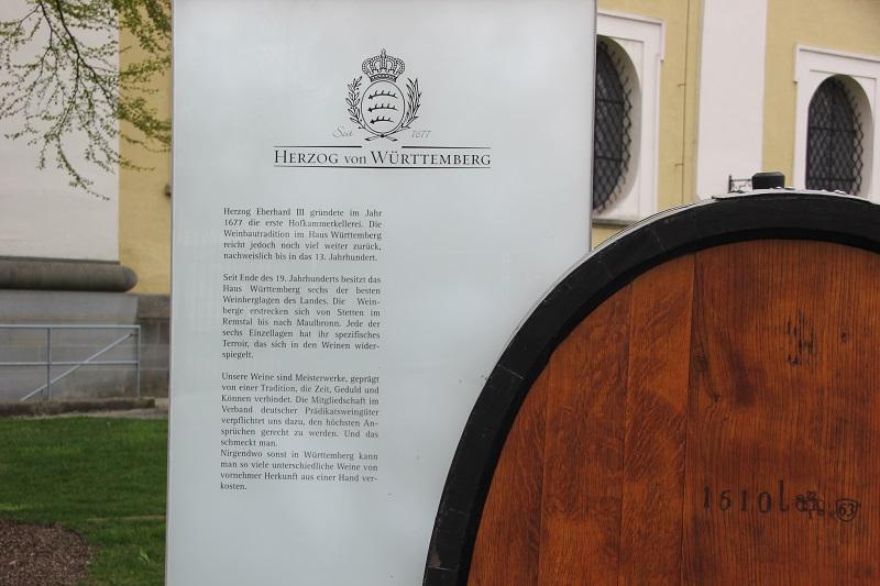 Herzog Wuerrtemberg Weinerei
