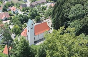 Kirche St Magnus Waldburg