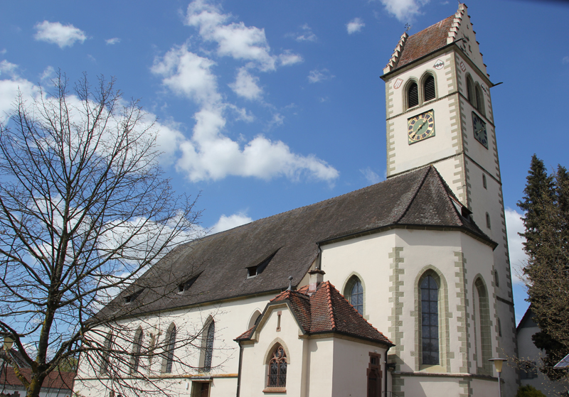 Kirche St Martin Frickingen