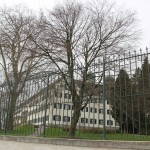 Kloster Hofen Konventsgebaeude