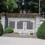 Kriegsdenkmal St Magnus Waldburg