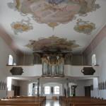 Orgel Ägidius von St. Gilles