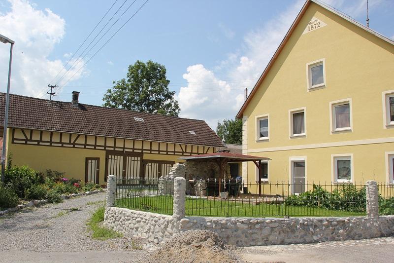 Ueberbauter Burgstall Zollenreute