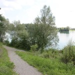 Weg um Schlosssee Salem