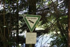 Buchsee Naturschutzgebiet