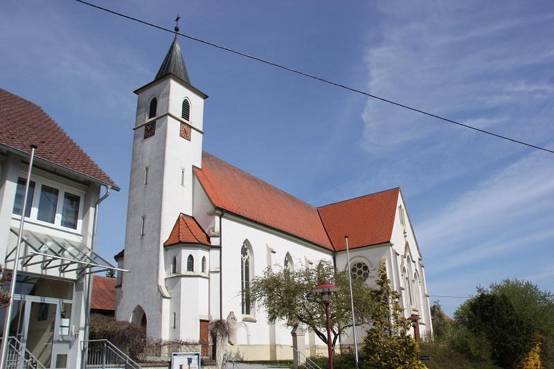 Kirche Boms