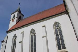 Kirchenschiff Boms
