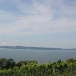 Bodensee Ausblick von Birnau