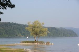 Insel vor Klausenhorn