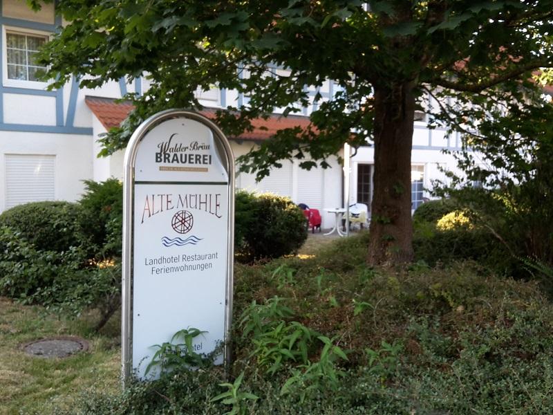 Landhotel Alte Muehle Waldbeuren