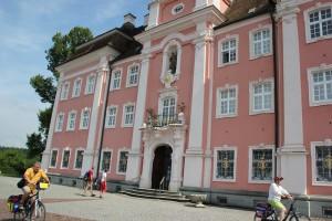 Rokoko Front Kirche Birnau