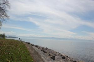 Steinufer Strandbad Eriskirch