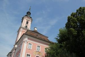 Turm Kirche Birnau