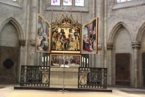 Altarbild Ulmer Muenster