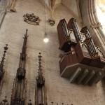 Apsis Orgel Ulmer Muenster