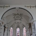 Apsis oben Kirche Duermentingen