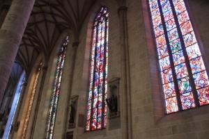 Bunte Fenster Muenster Ulm