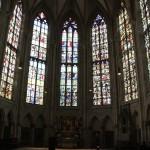 Chorfenster Muenster Ulm