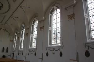Fenster Verzierungen Kirche Duermentingen