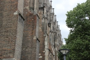 Gotik Muenster Ulm