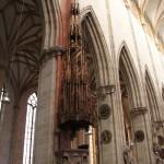 Gotische Kanzel Muenster Ulm