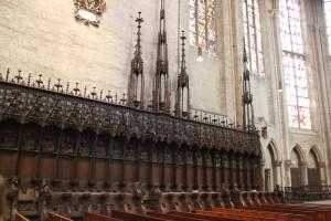 Gotischer Chor Ulmer Muenster